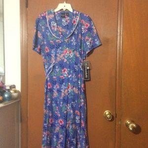 """Long summer dress - """"ERIKA"""""""